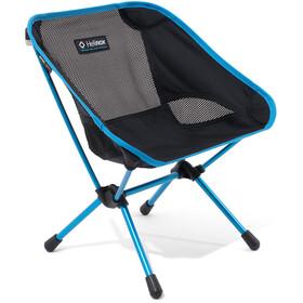 Helinox Chair One Mini Bambino, nero/turchese